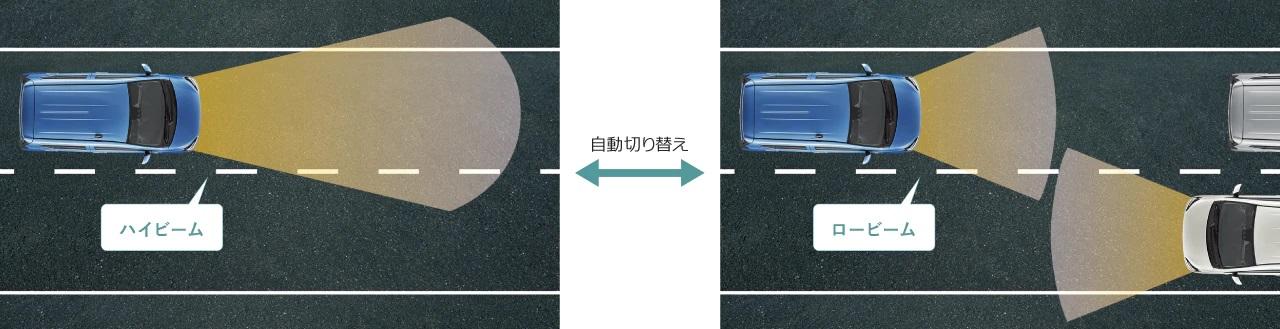 ピクシスエポック 自動ブレーキ